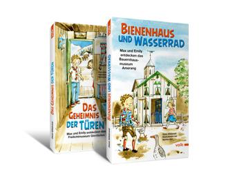 """""""Das Geheimnis der Türen"""" und """"Bienenhaus und Wasserrad"""""""