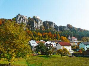 Burg und Ort Arnsberg