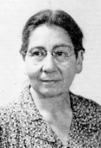 Else Behrend-Rosenfeld leistete im Sommer 1941 Zwangsarbeit in Lohhof. (Foto: Privatarchiv Goldschagg)