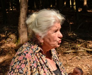 Erika Eichenseer, Vizepräsidentin der Schönwerth-Gesellschaft und außergewöhnliche Märchenerzählerin (Foto: Mannl)