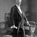 Geheimer Kommerzienrat Dr. Ernst Sachs, um 1930 (Foto: Sachs-Archiv der ZF Friedrichshafen AG, Schweinfurt)