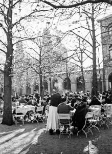 Hofgarten um 1930