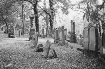 Friedhof in Ichenhausen