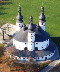Wallfahrtskirche bei Münchenreuth