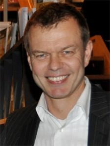 Verleger Michael Volk