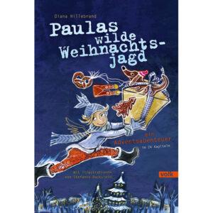 Paulas wilde Weihnachtsjagd