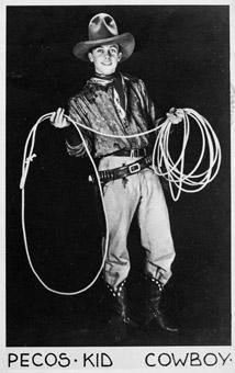 Größtmögliche Authentizität: Das Selbstverständnis eines Münchner Cowboys um 1936
