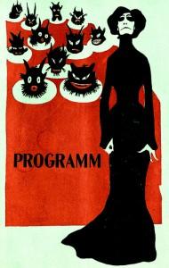 Plakat Scharfrichter