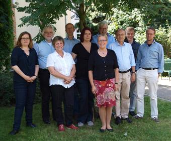 Treffen der Mitglieder der Regionalbuch AG in Rostock