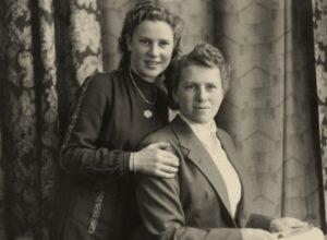 Rita mit Mutter