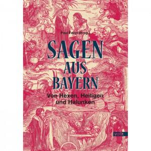 Sagen aus Bayern Cover