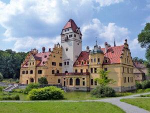 Das Wasserschloss Schönau