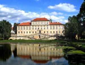 Schloss Dux/Duchcov (Böhmisches Mittelgebirge) (Foto: Christoph Lippert)