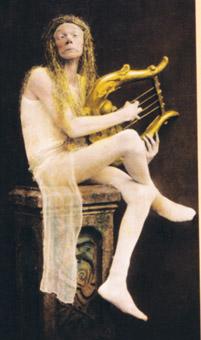 """Karl Valentin als """"Loreley"""""""
