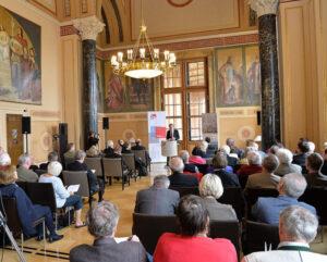 Buchpräsentation Kirche und SPD