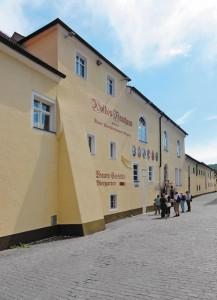 Das von Maximilian I. gegründete Weiße Brauhaus in Kelheim steht noch heute. (Foto: Volk Verlag)