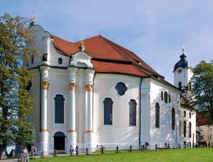 Die Wieskirche ist nicht nur eine der schönsten Rokoko-Kirchen der Welt, sondern auch ein Ort für Leib und Seele.
