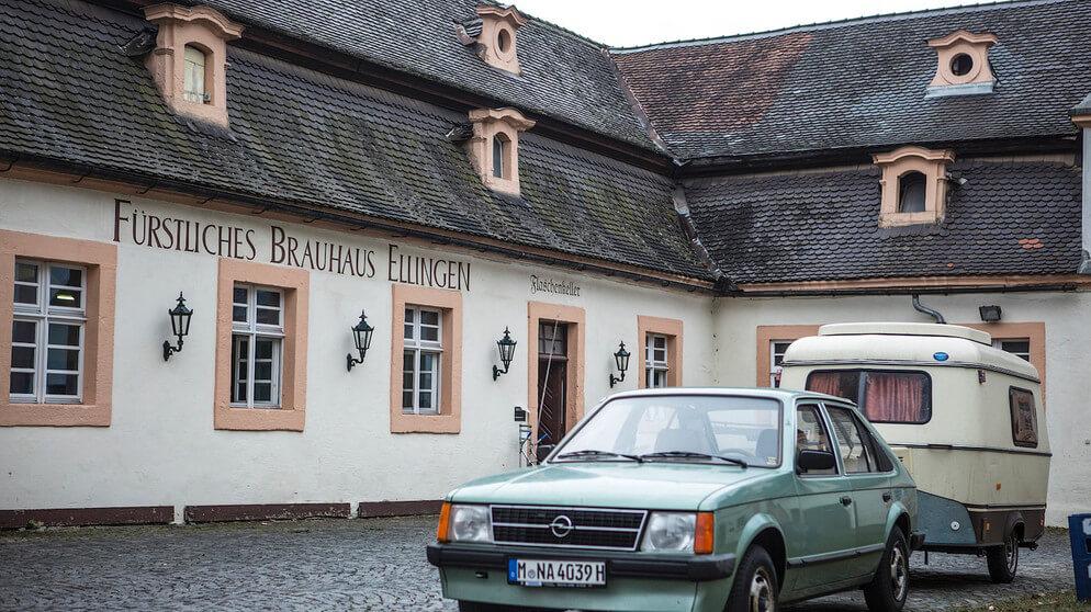 Der Schmidt Max reist zu bayerischen Brauerein