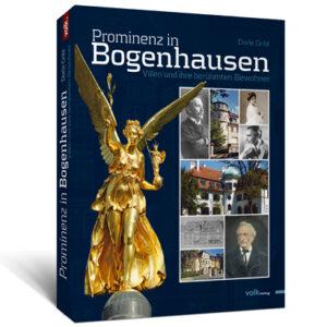 Neuerscheinung: Prominenz in Bogenhausen. Villen und ihre berühmten Bewohner
