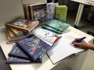 Weihnachtsshopping im Volk Verlag