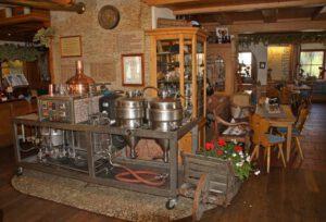 Die mobile Brauerei in Bayern genießen:Bier