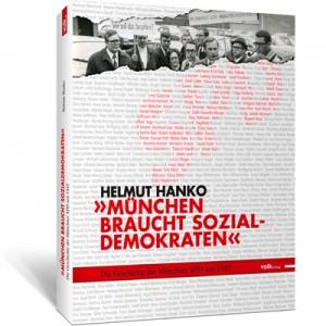 """Neuerscheinung: """"München braucht Sozialdemokraten"""""""